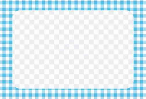 檢查相框POSCA 03 [透明]