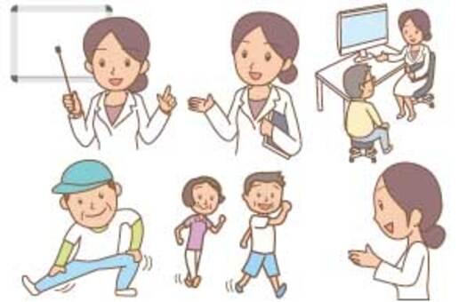 公共衛生護士