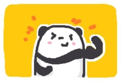"""熊貓"""" Chikara駝峰"""""""