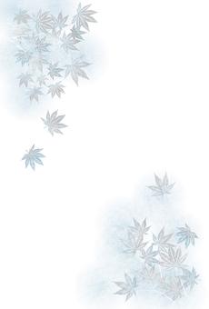 深楓木明信片框架梨