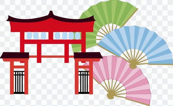 Zenkoku-ji of Kagurazaka