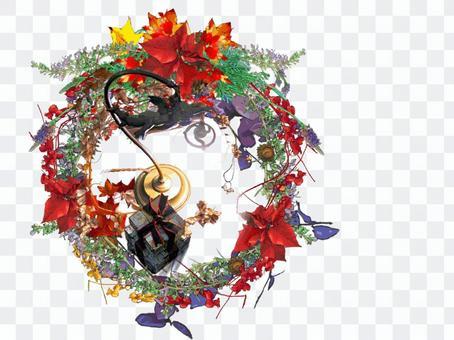 天使和聖誕節