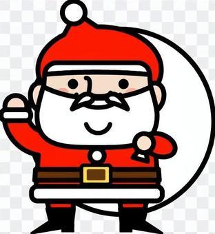 Uncle fairy santa