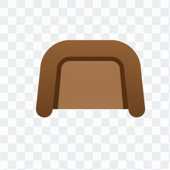 Sofa (Brown) 02