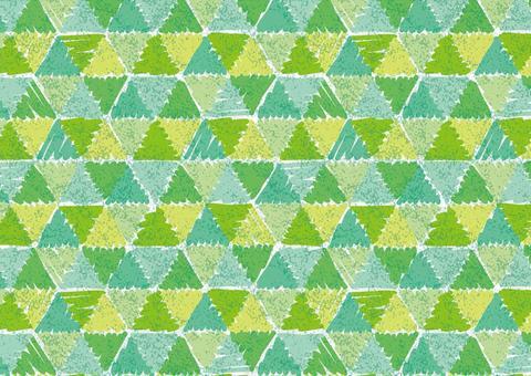 緑パターン