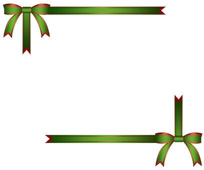 Ribbon, Christmas, Illustration