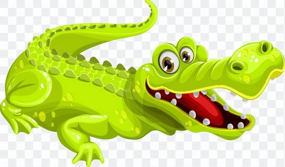 Crocodile crocodile