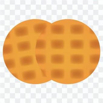 Curry cracker