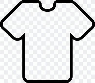 Tシャツのフレーム
