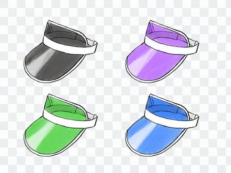 遮陽板顏色設置02