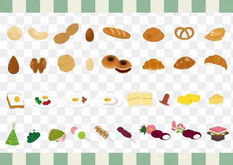堅果早餐Hinamatsuri