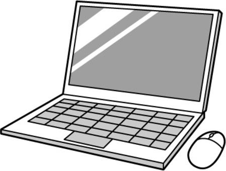 黑色和白色的筆記本電腦