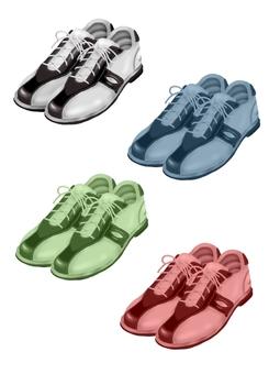 Shoes 4 colors