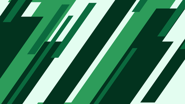 對角線抽象背景素材(綠色)