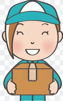 工人的女人_行李