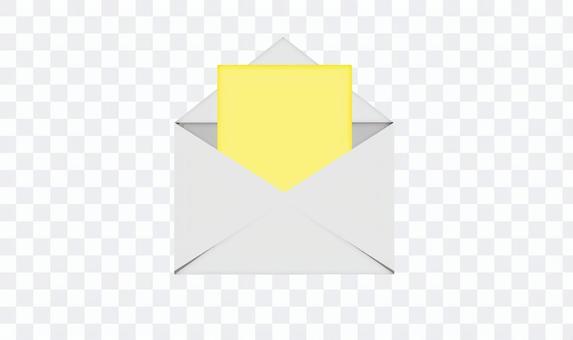 電子郵件字母圖標的內容