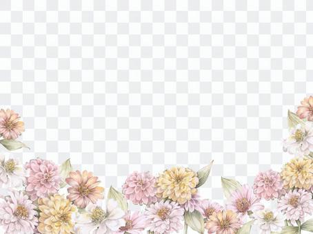 花框架117  - 高級花框架