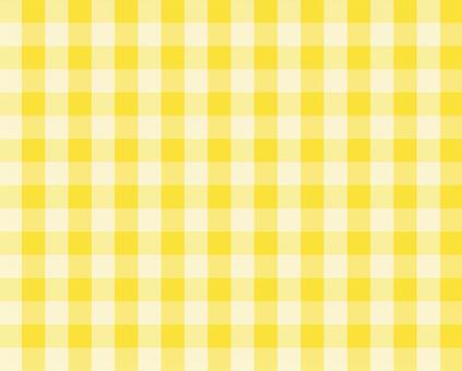 方格检查 - 黄色