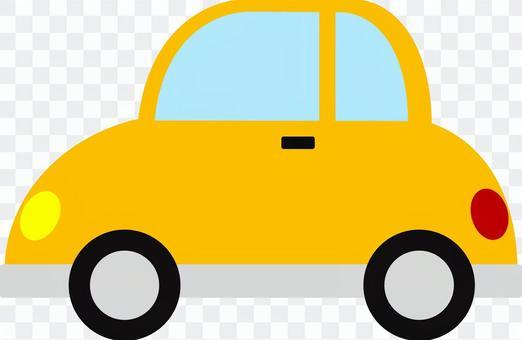 轻型汽车(橙色)