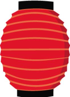 紅色的燈籠