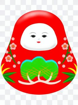 加賀八幡起上り人形