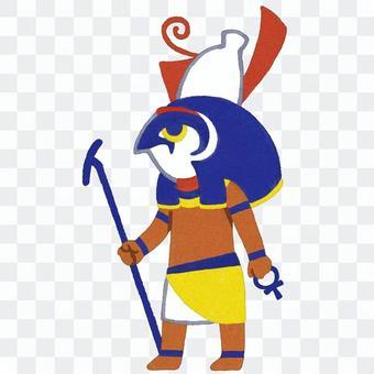 Egyptian Mythology · Horus