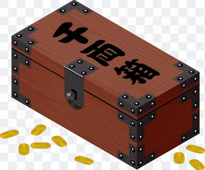 Thousand-Boxes Box Treasure Ogle Characters