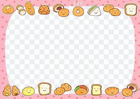 可愛的麵包架2