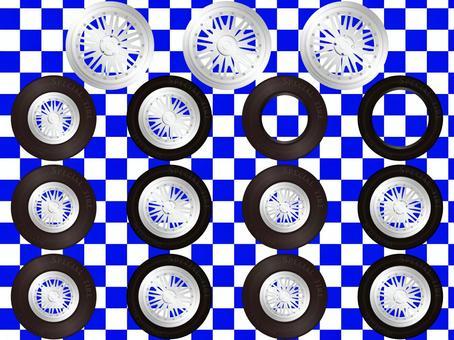 轮胎和轮组