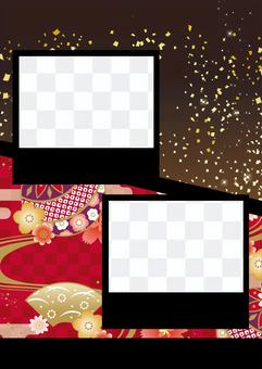 Japanese style template
