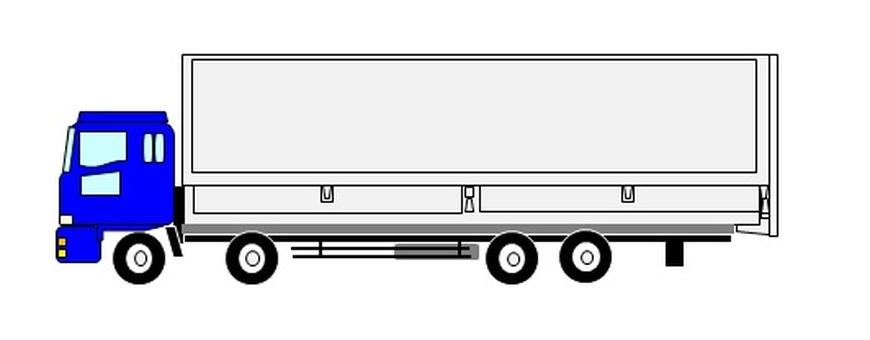 10噸翼車(藍色)