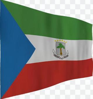赤道幾內亞國旗