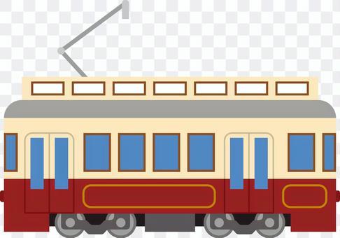 电车轻轨火车