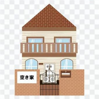 Image of vacant house (detached house)