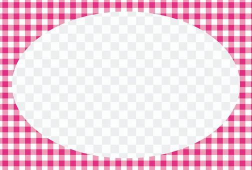 檢查相框POSCA 06 [透明]