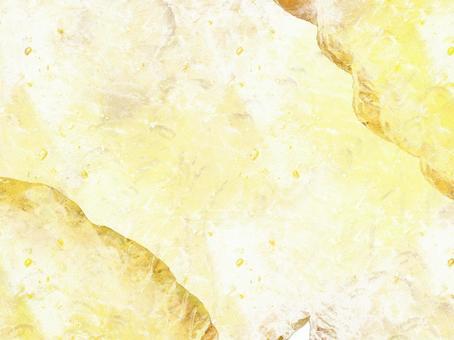 背景黃棕色土壤顆粒
