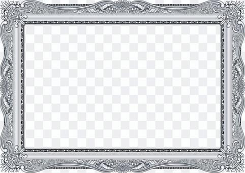 相框豪华银垫
