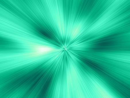 放射狀的綠松石背景4:3