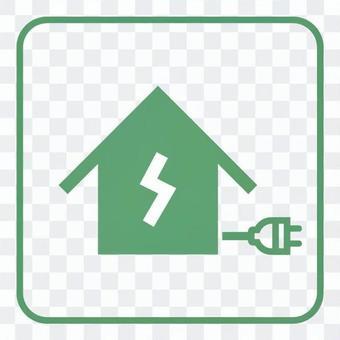 節能/電源圖標②