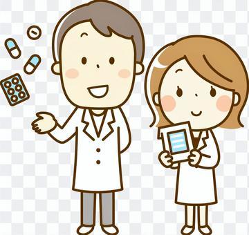 藥劑師和性別