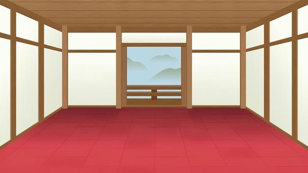Background ④ Japanese-style room
