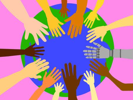 多樣性 各種手