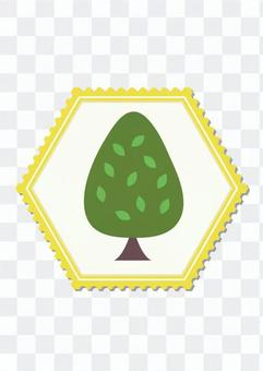 Seal one tree