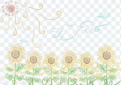 嘟嘟向日葵