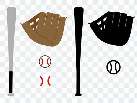 棒球工具3(材料收集)