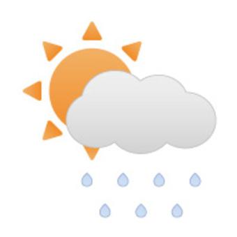 晴天再下雨