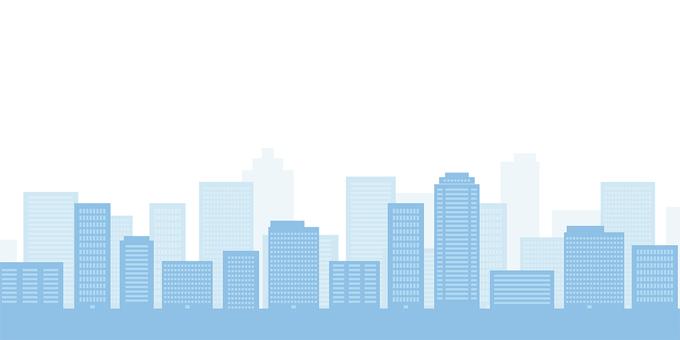 Building background illustration