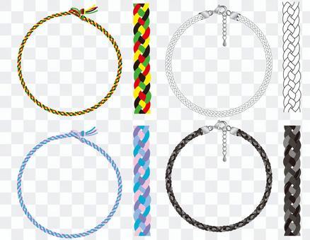 四編織手鍊