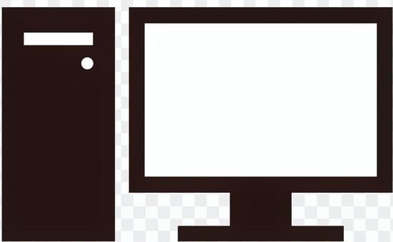 PC desktop icon