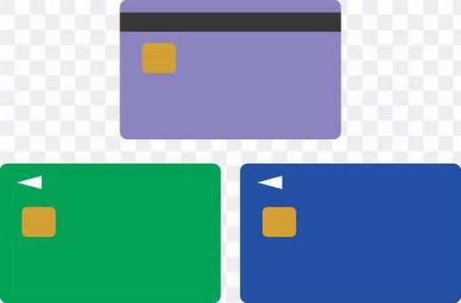 信用卡購物車